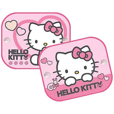 KAUFMANN Solskydd Hello Kitty 2 stycken