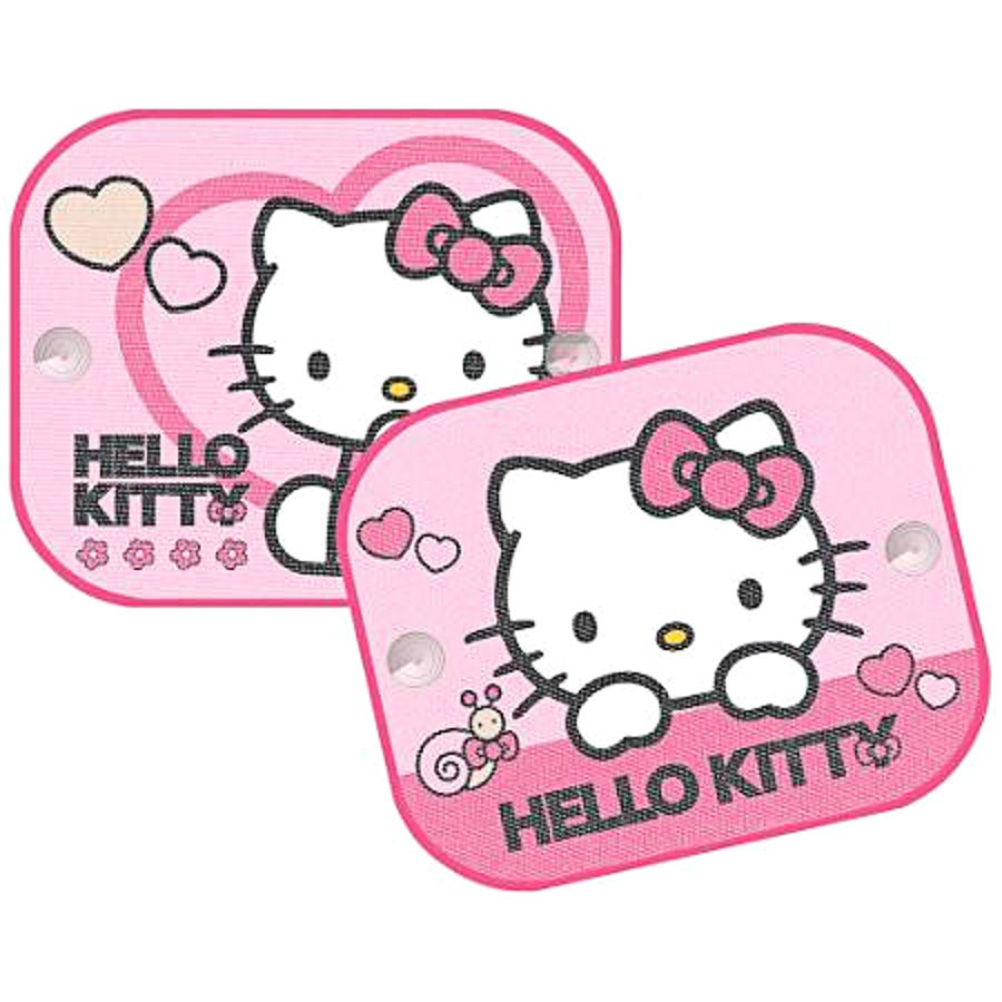 2 sluneční clony KAUFMANN Hello Kitty