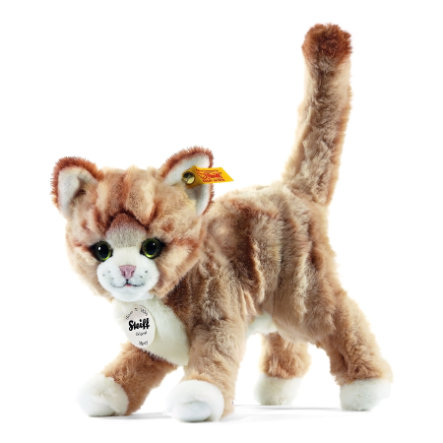 STEIFF Mizzy Cat, standing, blond 25 cm