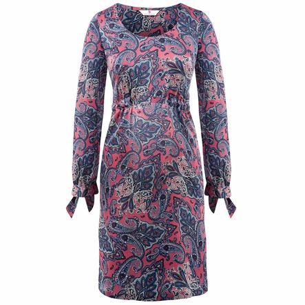 BELLYBUTTON Sukienka dla kobiet w ciąży ARDELIA winter rose/azure/white printed