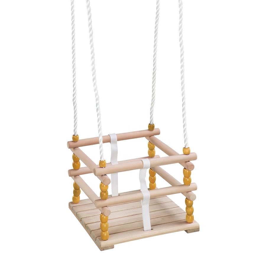 HUDORA Altalena in legno