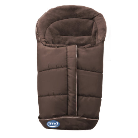 URRA Footmuff Romer Standard small mocca/brown