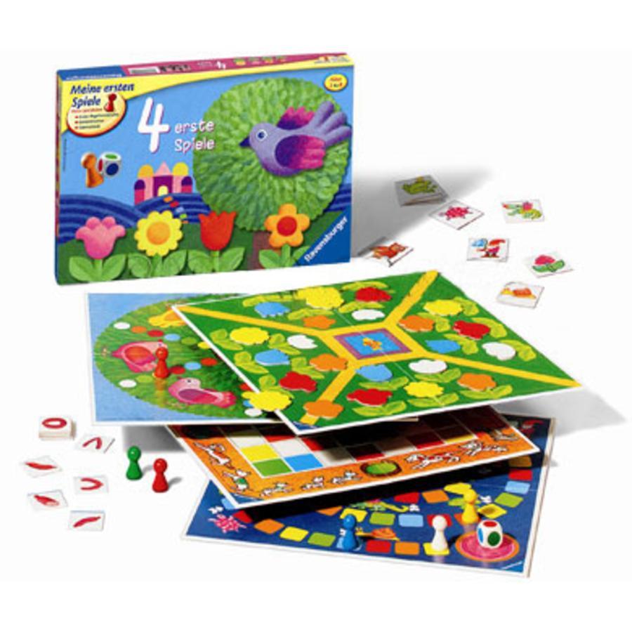 RAVENSBURGER - Dom 4 första spelen