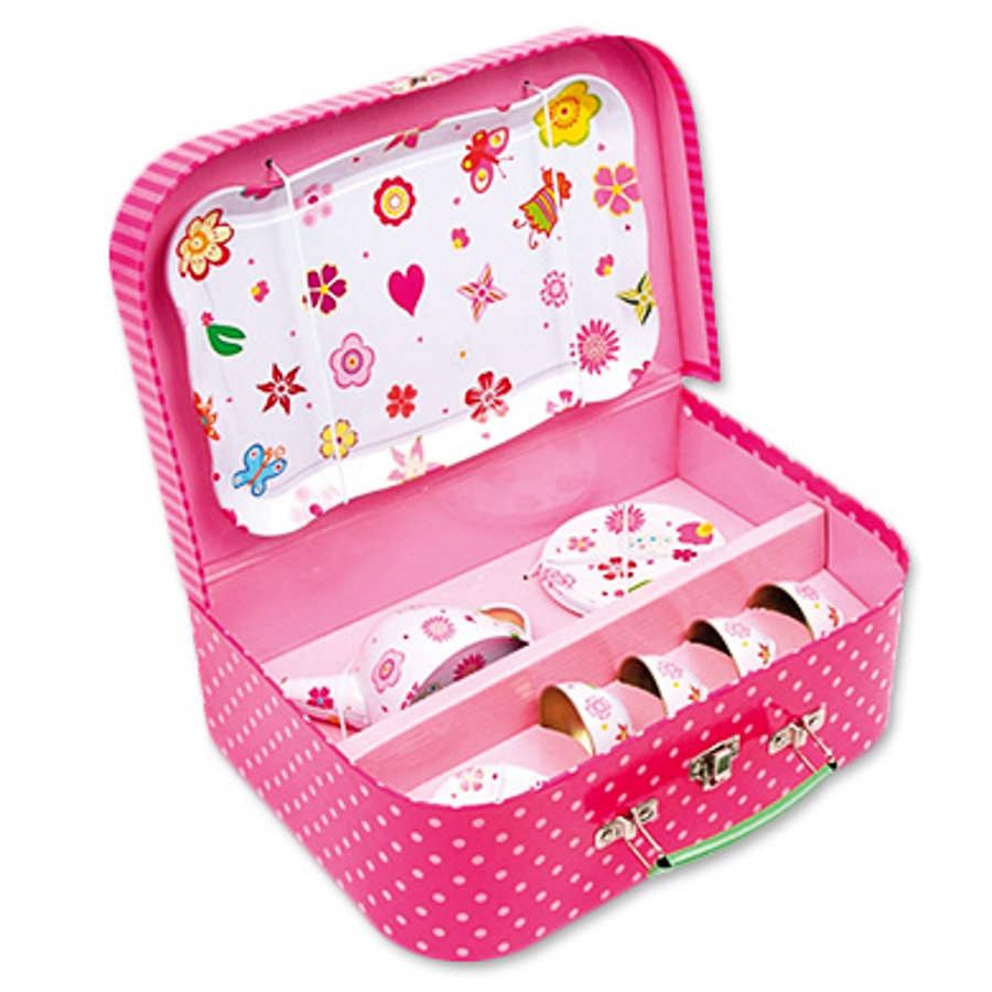 "small foot® Picknickkoffer ""Flori"""