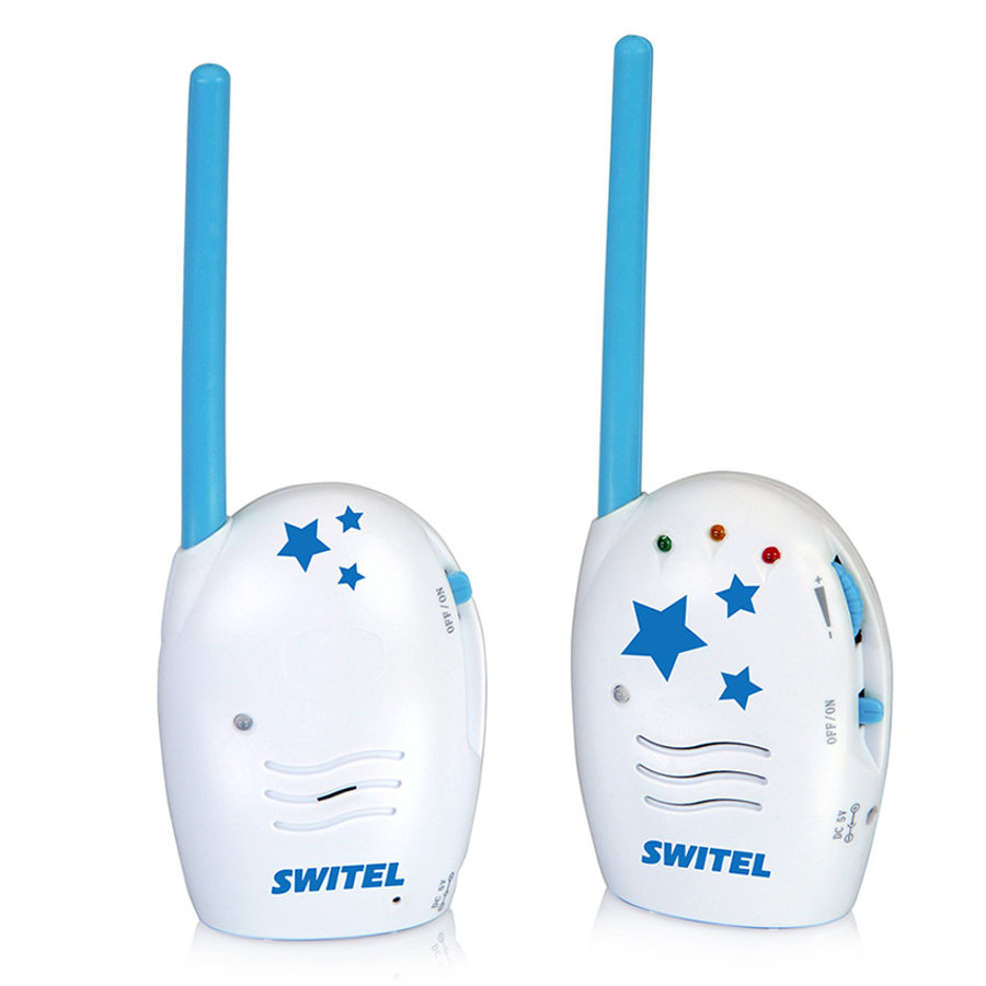 SWITEL Babyphone numérique BCC38