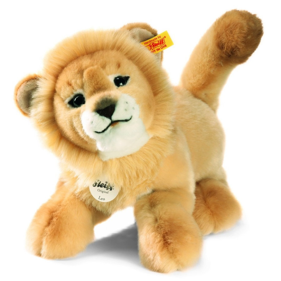 STEIFF Leo Baby Dinglis Lejon