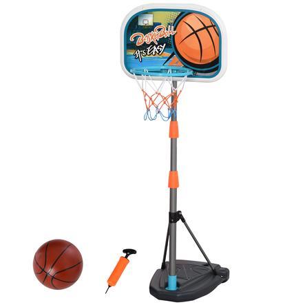 HOMCOM Basketball Set für Kinder bunt