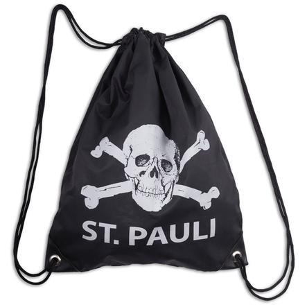 St. Pauli Turnbeutel Totenkopf