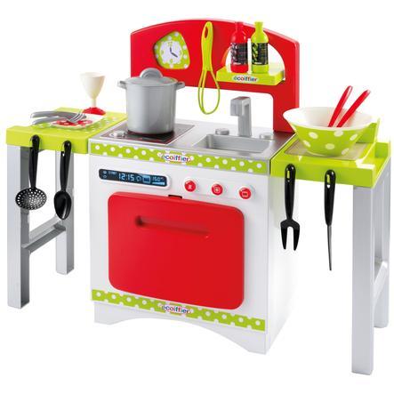 ECOIFFIER Oboustranná dětská kuchyňka Gourmet