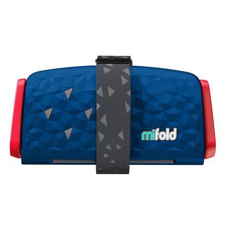 mifold Kindersitzerhöhung Comfort Grab-and-Go Booster ocean blue