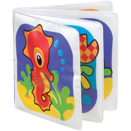 PLAYGRO Libro Illustrativo da Bagnetto