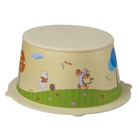 ROTHO STyLE! Kinderschemel Winnie the Pooh creme