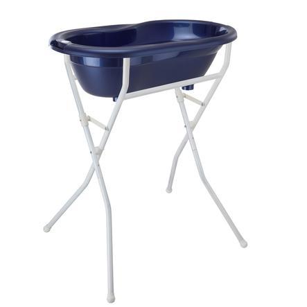 ROTHO Support de baignoire standard, pliable, blanc