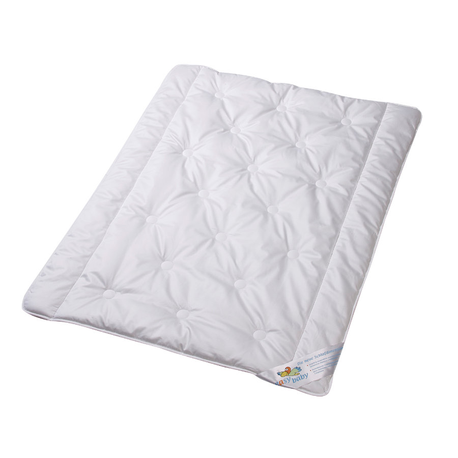 easy baby Steppbett sensitive 100 x 135 cm