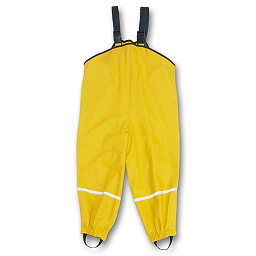 PLAYSHOES Salopette imperméable jaune