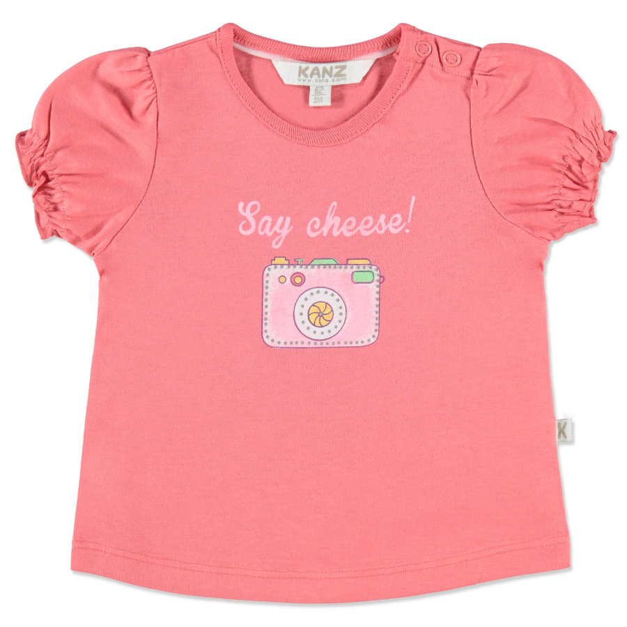 KANZ Mini T-Shirt korall