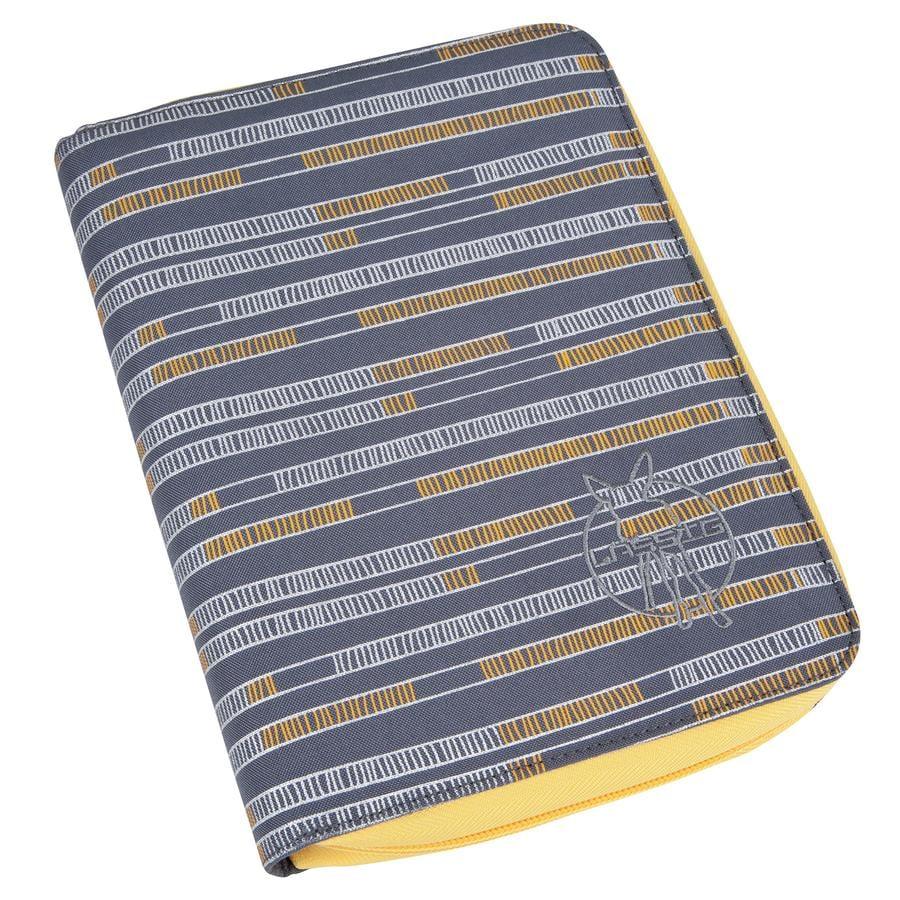 LÄSSIG Goldlabel Pouzdro na dokumenty Pouch Design yellow