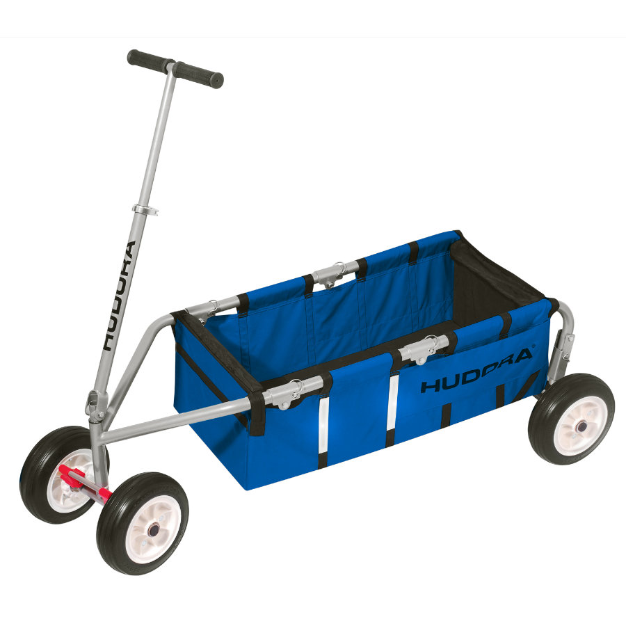 HUDORA Handwagen blauw 10322