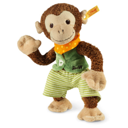 STEIFF Jocko Monkey 25cm, brown/beige