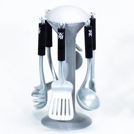 KLEIN speelgoed WMF keukengereedschap op standaard