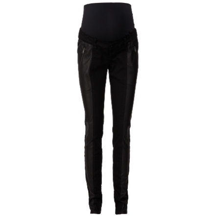 MAMA LICIOUS Umstands Stretch Jeans MLABBELONE black
