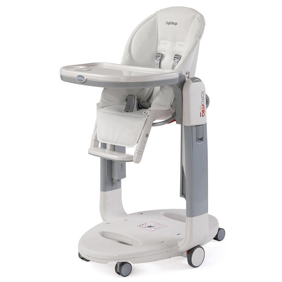 Jídelní židlička PEG-PEREGO TATAMIA 3 v 1 Latte