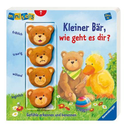 RAVENSBURGER ministeps Kleiner Bär, wie geht es dir?