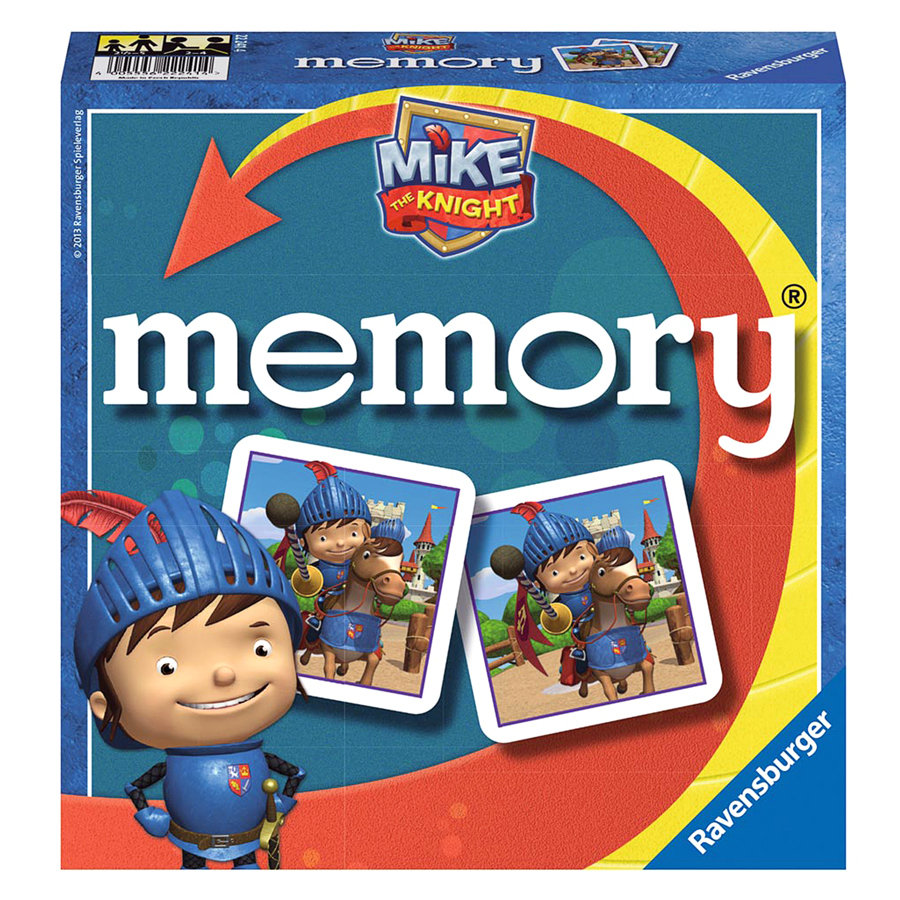 RAVENSBURGER Mike the Knight memory®