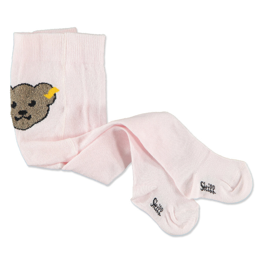 Steiff Girls Mini Strumpfhose rosé
