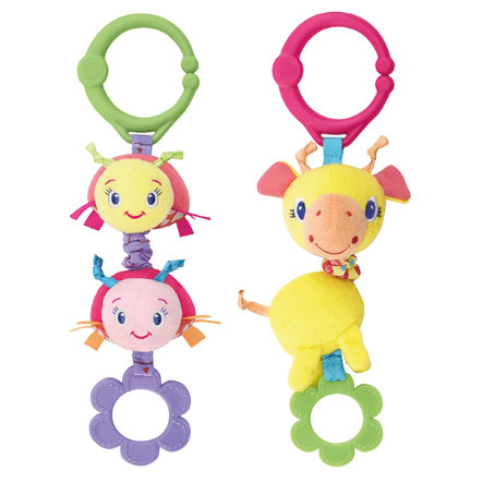 pretty in pink™ - Buggie Bites Teether