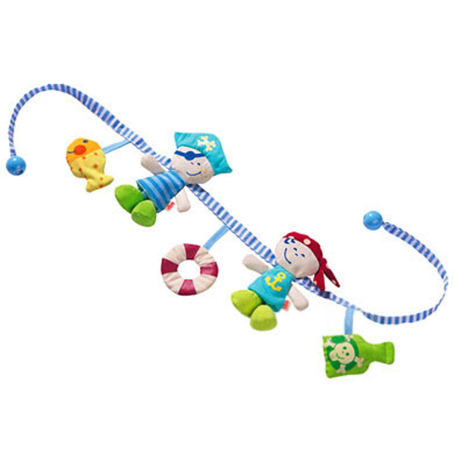HABA Kinderwagenkette Kalle Korsar 3691