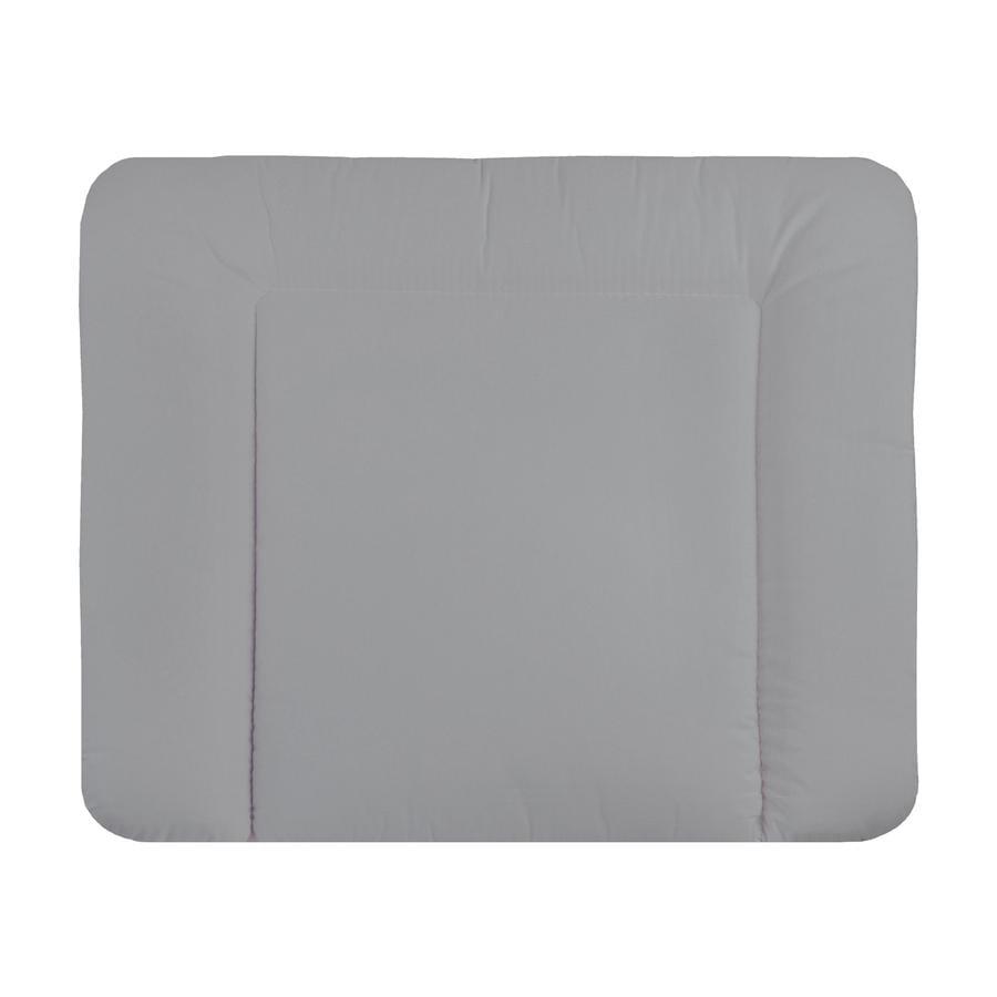 JULIUS ZÖLLNER Aankleedkussen - Softy stof silver