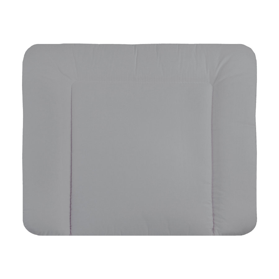 ZÖLLNER Changing Pad - Softy Fabric silver