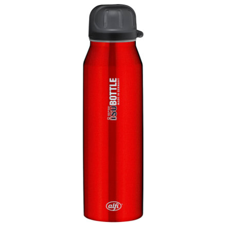ALFI Flaska isoBottle av rostfritt stål, 0,5 l Design Pure red