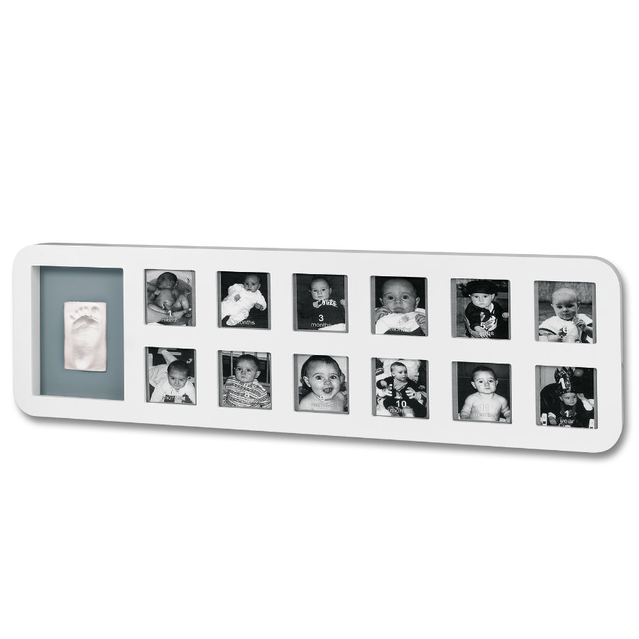 BABY ART 1 st Year - Foton White & Grey