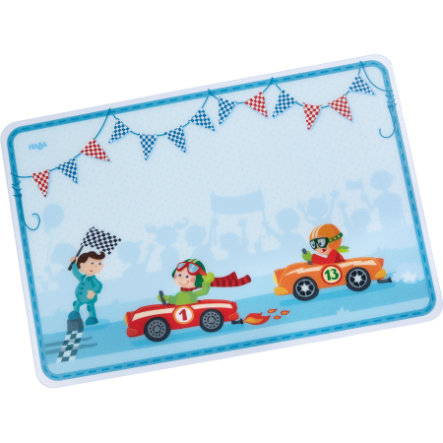 HABA Kinderplacemat Snelle sportwagens 300411