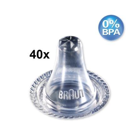 BRAUN ThermoScan Ochrané krytky pro teploměry do ucha Braun Thermoscan