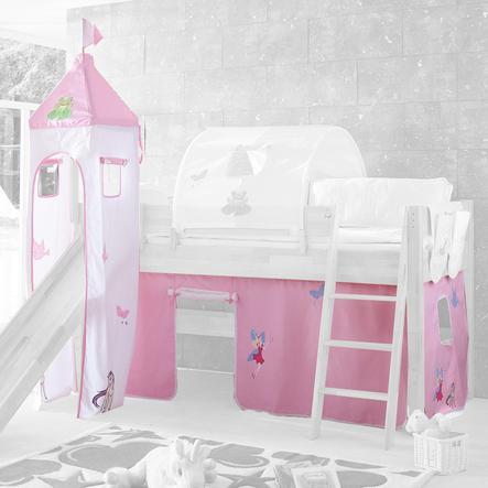 Relita Stoffset für Hochbetten mit Turm Princess