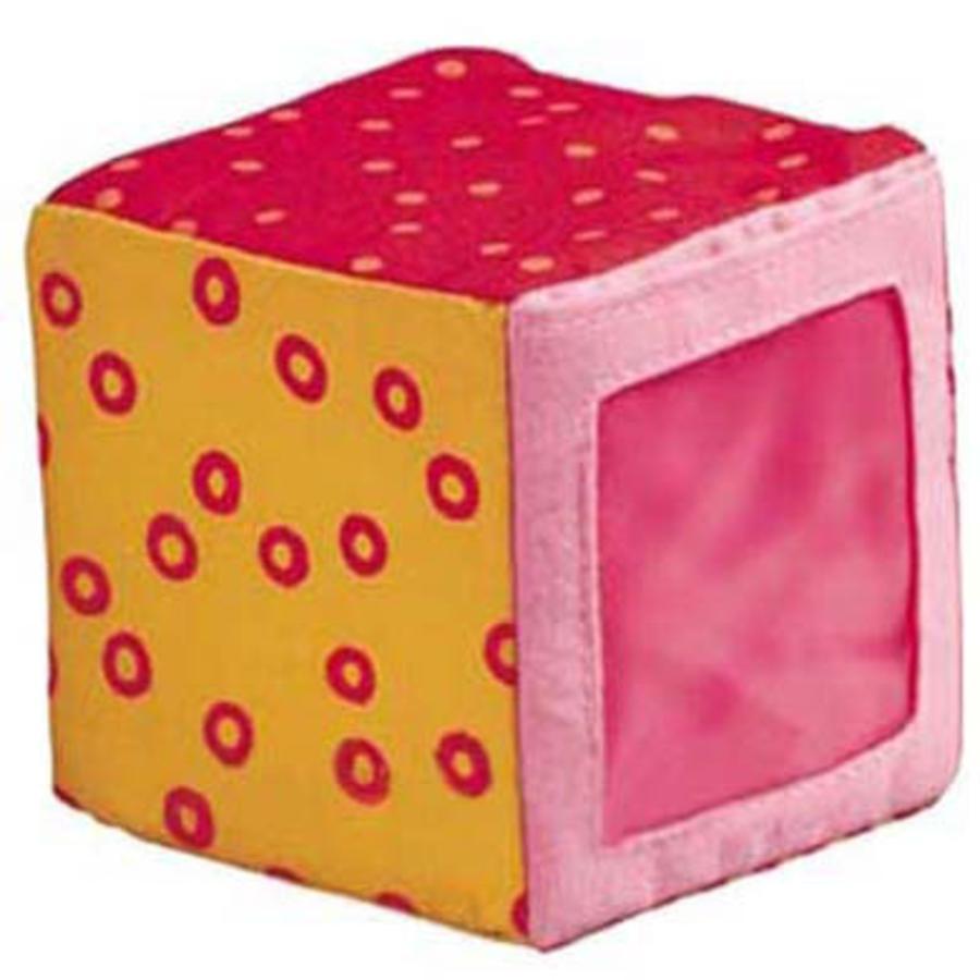 HABA Cuddly Happy Quartet Cube
