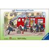 """RAVENSBURGER puzzle """"Moje hasičské auto""""15 dílů"""