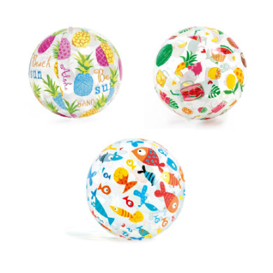 Image of INTEX® Wasserball bunt Lively Print 51cm