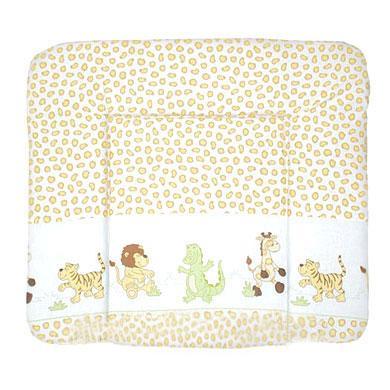 Wickelmöbel und Zubehör - ROBA Wickelauflage soft Safari 85x75cm  - Onlineshop Babymarkt