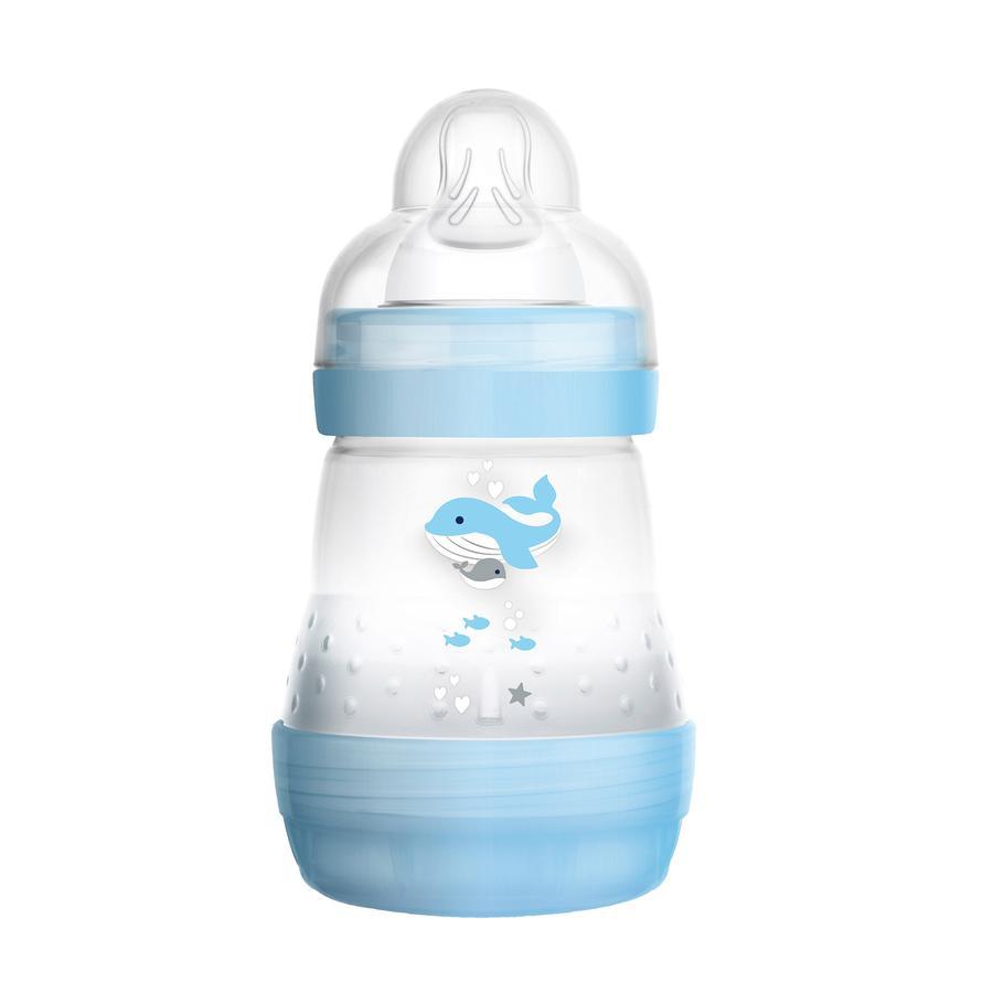 MAM Babyflasche Easy Start Anti-Colic 160 ml in blau