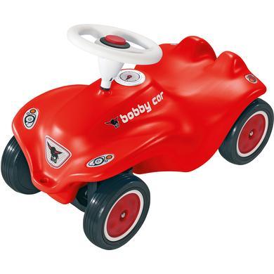 BIG  New Bobby Car rot mit Flüsterrädern