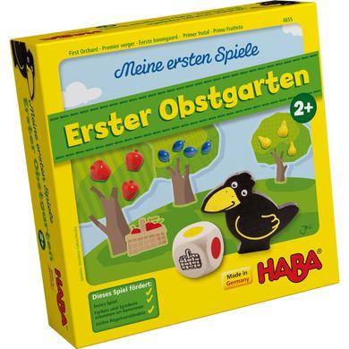 Haba - mijn eerste spellen - mijn eerste boomgaard