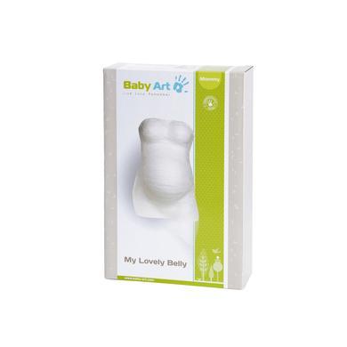 Baby Art Gipsabdruck für Babybauch - Belly Kit