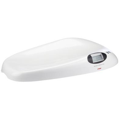 reer Babywaage mit Musik - weiß