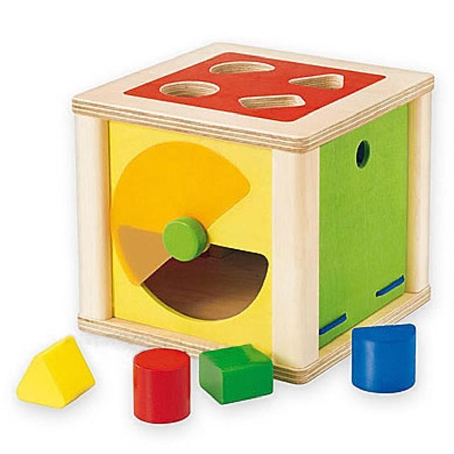 Selecta motorikspielzeug sortierbox varianto babybazaar