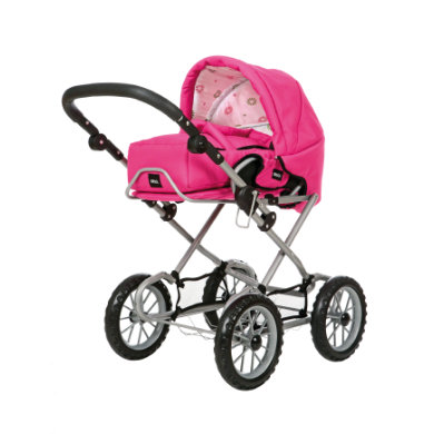 Brio ® Puppenwagen, fuchsia
