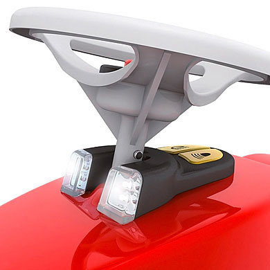 Fürrutscher - BIG LED Light für Bobby Car Classic und New Bobby Car - Onlineshop